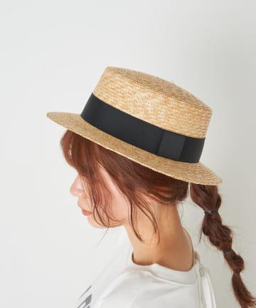 OLIVE des OLIVE(オリーブ デ オリーブ) カンカン帽