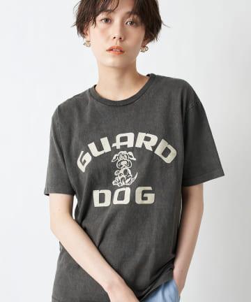 un dix cors(アンディコール) 《予約》【MIXTA(ミクスタ)】DOGプリントTシャツ