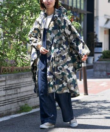 CIAOPANIC TYPY(チャオパニックティピー) 【KiU/キウ】RAIN PONCHO