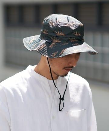 CIAOPANIC TYPY(チャオパニックティピー) 【KiU/キウ】300D SAFARI HAT