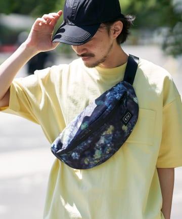 CIAOPANIC TYPY(チャオパニックティピー) 【KiU/キウ】WATERPROOF BODY BAG