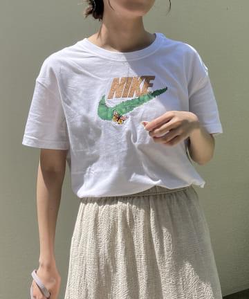 CAPRICIEUX LE'MAGE(カプリシュレマージュ) 〈WEB限定〉【NIKE/ナイキ】 ネイチャーTシャツ