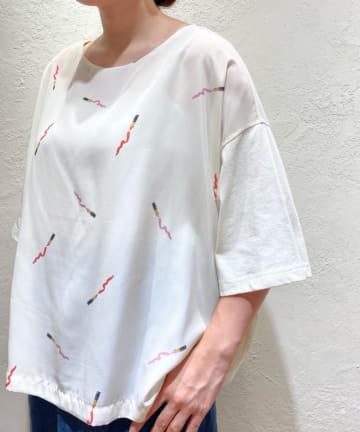 BEARDSLEY(ビアズリー) リップスティックTシャツ