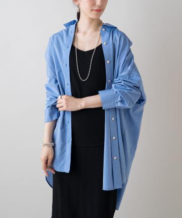 Loungedress(ラウンジドレス) オーバーフィットシャツ