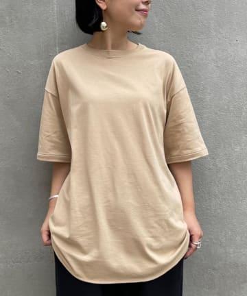 BEARDSLEY(ビアズリー) ドライコットンユルTシャツ