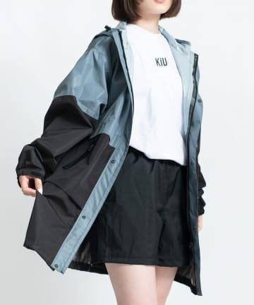 COLONY 2139(コロニー トゥーワンスリーナイン) 【KiU/キウ】ウォータープルーフ カラーブロックジャケット