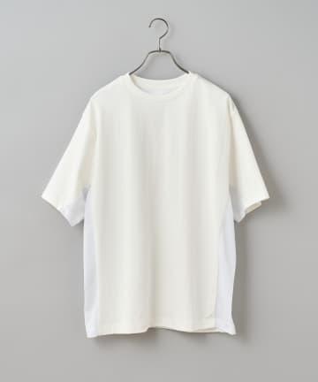 CIAOPANIC(チャオパニック) 切り替えデザインメッシュTシャツ