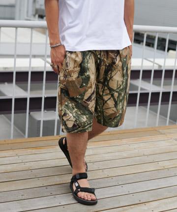 Discoat(ディスコート) 【CHEF`S Pants】ショーツ