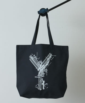 Lui's(ルイス) 【Ground Y 】Cotton Canvas Tote