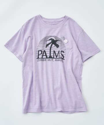 BONbazaar(ボンバザール) 【NEWTONE】PALMS Tシャツ