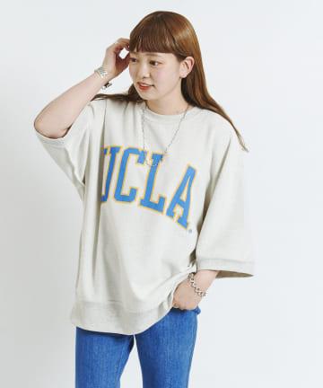 CPCM(シーピーシーエム) 【リバーシブルで着れる】UCLAミニ裏毛T