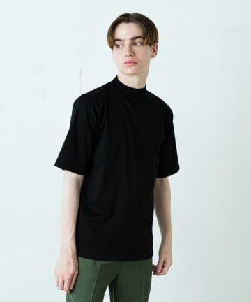 Lui's(ルイス) プレミアムスムースハイネックTシャツ