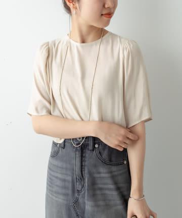 Omekashi(オメカシ) カラーシャツT