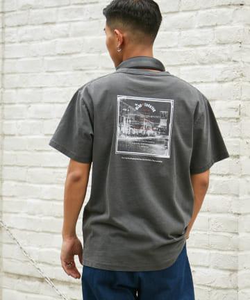 Discoat(ディスコート) 【ARTEX/アルテックス】 ロックバンドジャケTシャツ
