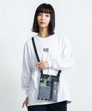 COLONY 2139(コロニー トゥーワンスリーナイン) 【KiU/キウ】600D サコッシュミニ