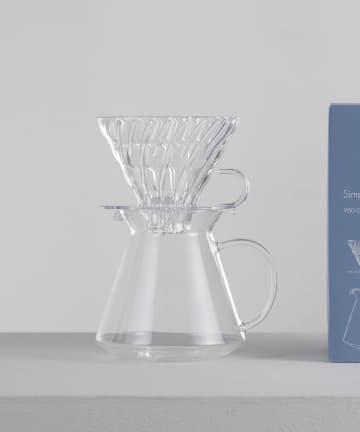 CIAOPANIC TYPY(チャオパニックティピー) 【HARIO/ハリオ】V60ガラス醸造キット600ml