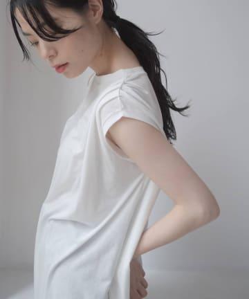 Kastane(カスタネ) 【 ONEME 】 Gather Tank top