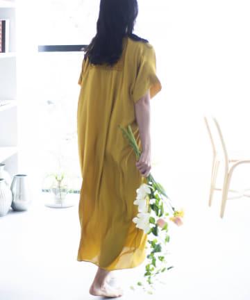 Kastane(カスタネ) 【 ONEME 】 Back lace Dress