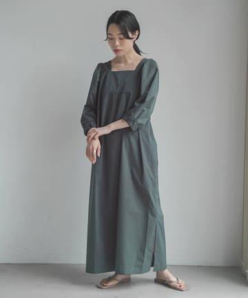 Kastane(カスタネ) 【 ONEME 】 Easy Noble Dress