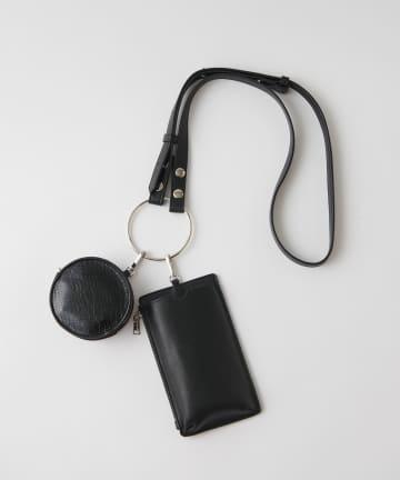 NICE CLAUP OUTLET(ナイスクラップ アウトレット) リングショルダーバッグ