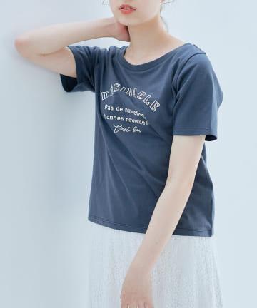OLIVE des OLIVE(オリーブ デ オリーブ) OLIVEベーシックTシャツ