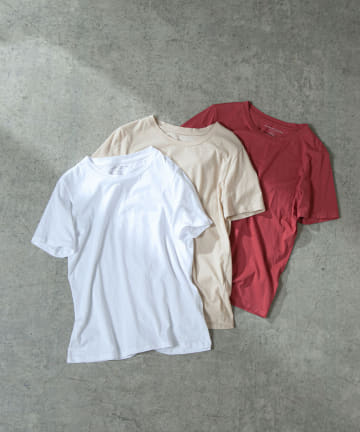 LIVETART(リヴェタート) 《MAJESTIC FILATURES》BIGシャツ