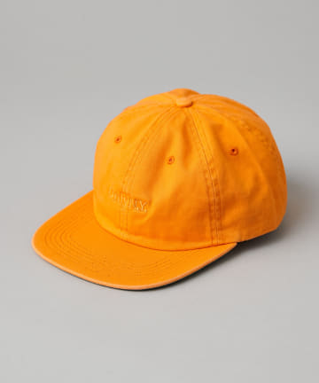 CIAOPANIC(チャオパニック) 【ONLY NY】Lodge Polo Hat/刺繍キャップ