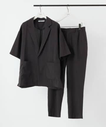 COLONY 2139(コロニー トゥーワンスリーナイン) KINAGASHIシャツジャケット(セットアップ可)/ビッグシルエットシャツ