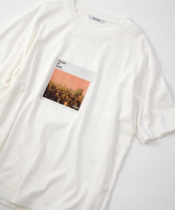 COLONY 2139(コロニー トゥーワンスリーナイン) 2139 Tシャツ/ビッグシルエット・メッセージTシャツ(ユニセックス可)