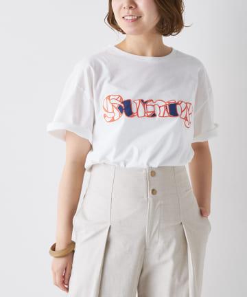 BONbazaar(ボンバザール) 【ELEY KISHIMOTO】ROPEY COTTON Tシャツ