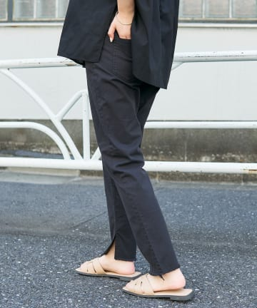 CIAOPANIC TYPY(チャオパニックティピー) SUMMERフェードカラー裾フリンジレギパン