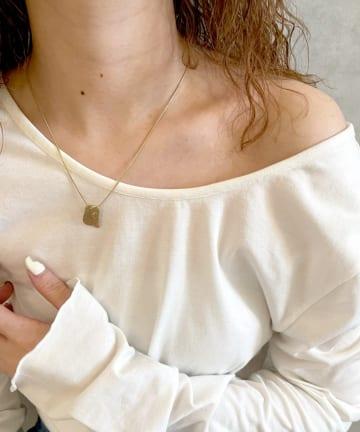 mystic(ミスティック) [Eau] thin (necklace)