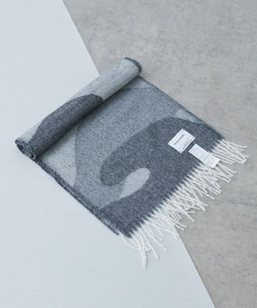 Lui's(ルイス) 【THE INOUE BROTHERS】 Camo Brushed Scarf