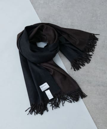 Lui's(ルイス) 【THE INOUE BROTHERS】 Double Faced Stole