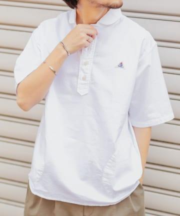 CIAOPANIC TYPY(チャオパニックティピー) 【GEVACO / ゲバコ】プルオーバーシャツ