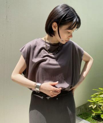 DOUDOU(ドゥドゥ) 【WEB限定】フレンチビッグT