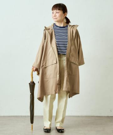 LIVETART(リヴェタート) 《Traditional Weatherwear》レインコート(WEB限定)