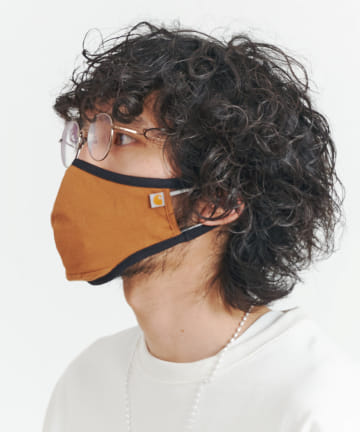 CPCM(シーピーシーエム) 【Carhartt/カーハート】ロゴマスク