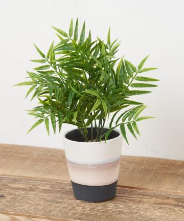 CIAOPANIC TYPY(チャオパニックティピー) 〈ミニ観葉植物・フェイクグリーン〉RMTポット