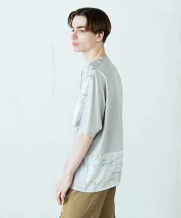 Lui's(ルイス) ラインドルマンTシャツ