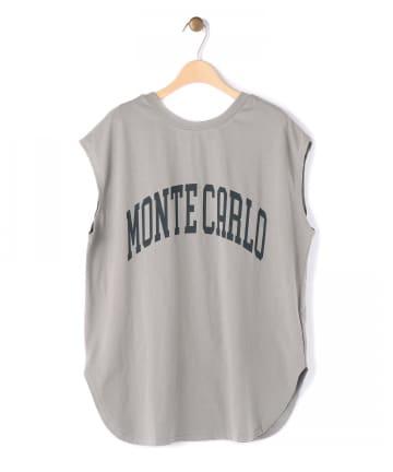 Omekashi(オメカシ) MONTECARLOフレンチTシャツ