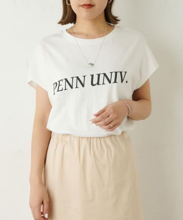 Omekashi(オメカシ) 【WEB限定】PENN UNIV.  Tシャツ