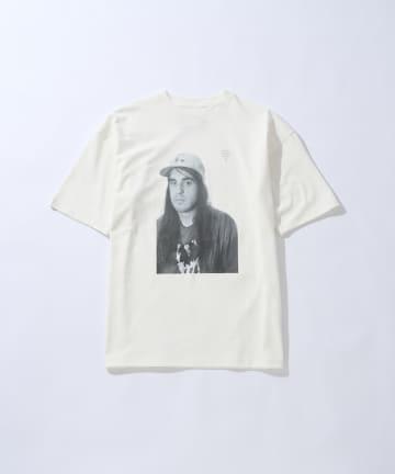 CIAOPANIC(チャオパニック) KENJI KUBO フォトグラフィックプリントTシャツ/Dinosaur Jr./バンドTシャツ