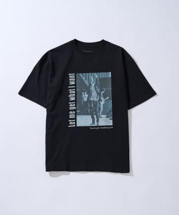 CIAOPANIC(チャオパニック) KENJI KUBO フォトグラフィックプリントTシャツ/Morrissey/バンドTシャツ