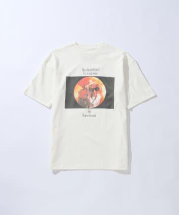 CIAOPANIC(チャオパニック) KENJI KUBO フォトグラフィックプリントTシャツ/KURT&KRIST/バンドTシャツ