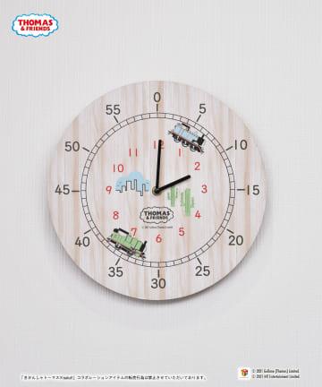 salut!(サリュ) 【きかんしゃトーマス×salut!】知育時計