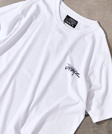 COLONY 2139(コロニー トゥーワンスリーナイン) JIMMY'Z プリントTシャツ(ユニセックス可)