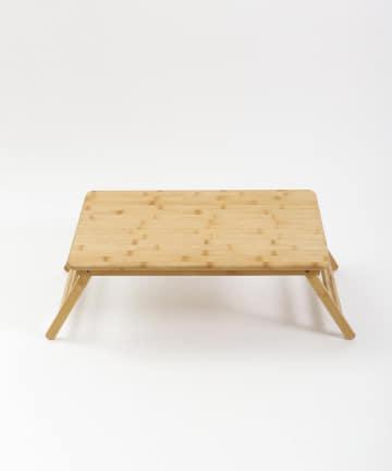 3COINS(スリーコインズ) 【ナチュラルカラー】折り畳みテーブル