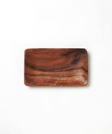 CIAOPANIC TYPY(チャオパニックティピー) 〈木製食器・お皿〉アカシアレクタングルプレート