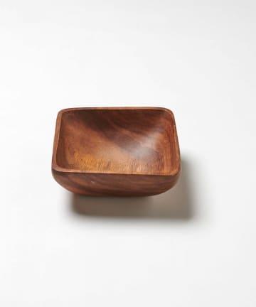 CIAOPANIC TYPY(チャオパニックティピー) 〈木製食器・お皿〉アカシアスクエアボウル M